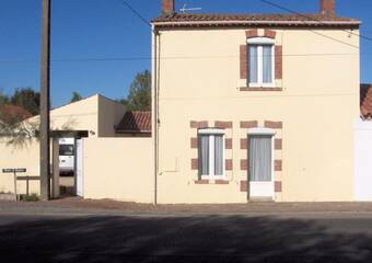 Sale House 4 rooms 108m² Talmont-Saint-Hilaire (85440) - photo