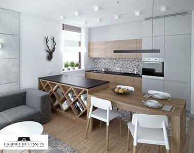 Vente Appartement 4 pièces 79m² Saint-Martin-de-Seignanx (40390) - photo