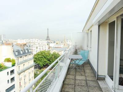 Vente Appartement 3 pièces 58m² Paris 15 (75015) - Photo 12