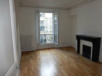 Vente Appartement 3 pièces 52m² Paris 18 (75018) - photo