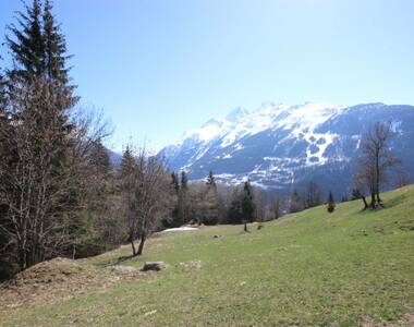 Vente Terrain 579m² Montvalezan (73700) - photo