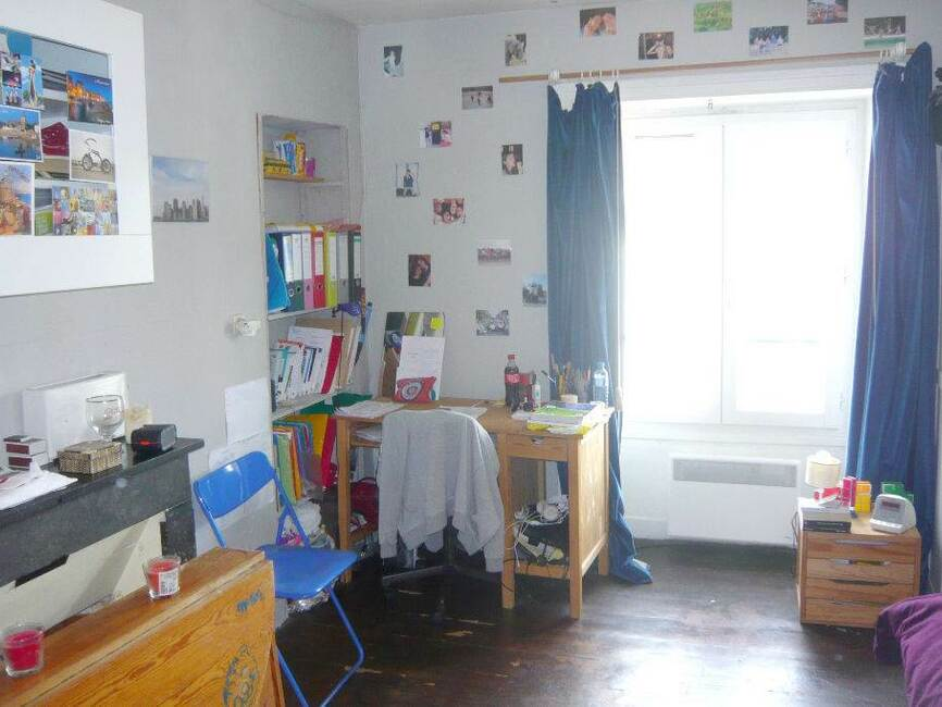 Location appartement 1 pi ce nantes 44000 218561 for Location studio meuble nantes