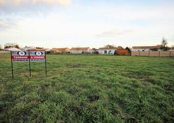 Sale Land 695m² Corcoué-sur-Logne (44650) - photo