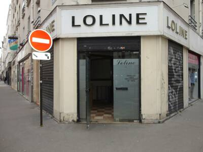 Location Local commercial 3 pièces 75m² Paris 11 (75011) - Photo 1