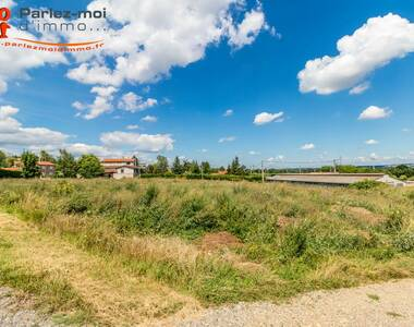 Vente Terrain 300m² Lucenay (69480) - photo
