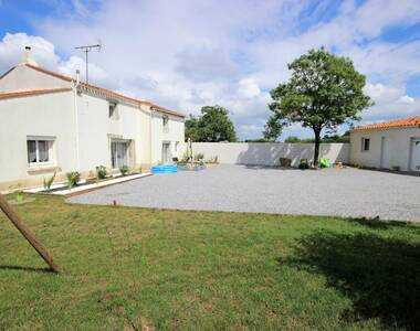 Sale House 5 rooms 110m² Legé (44650) - photo