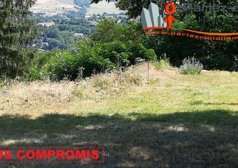 Vente Terrain 1 000m² Rive-de-Gier (42800) - photo