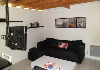 Location Appartement 1 pièce 24m² Ternay (69360) - photo