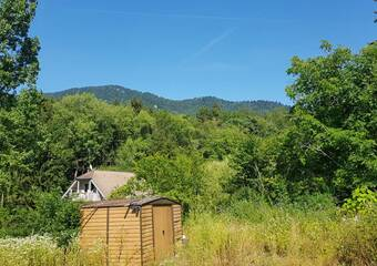 Vente Terrain 1 034m² Lucinges (74380) - photo