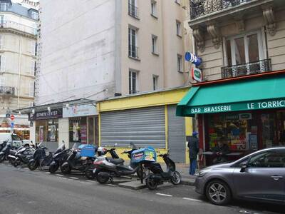 Location Local commercial 1 pièce 36m² Paris 17 (75017) - photo