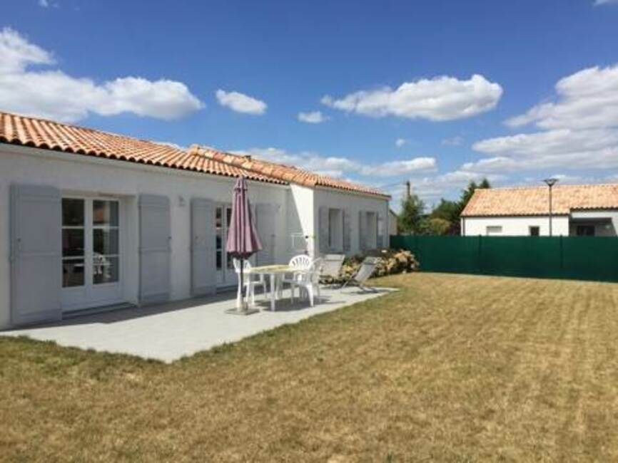 Vente maison 5 pi ces talmont saint hilaire 85440 133155 - Garage simonneau talmont saint hilaire ...