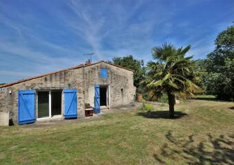 Renting House 2 rooms 64m² Legé (44650) - Photo 1