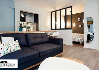 Vente Appartement 1 pièce 33m² Tours (37100) - photo