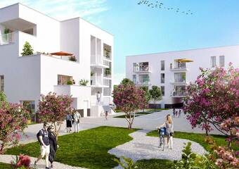 SCENAR'EAST - ST PRIEST - Programme immobilier neuf Saint-Priest (69800)
