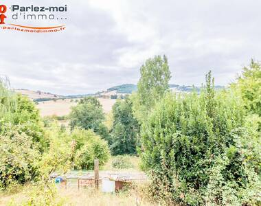 Vente Terrain 1 500m² 4mn Pontcharra - photo