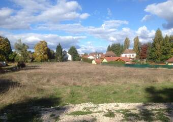 Vente Terrain 1 160m² Les Abrets (38490) - photo