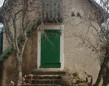 Vente Maison 2 pièces 46m² Château-Bernard (38650) - photo