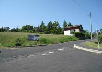 Vente Terrain 702m² Le Puy-en-Velay (43000) - Photo 1