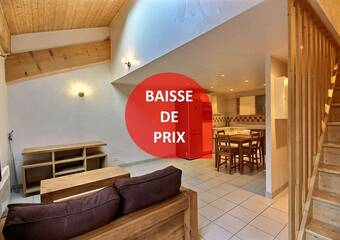Sale Apartment 3 rooms 35m² Sainte-Foy-Tarentaise (73640) - photo