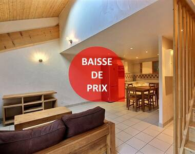 Vente Appartement 3 pièces 35m² Sainte-Foy-Tarentaise (73640) - photo