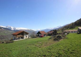 Vente Terrain 1 319m² Aime (73210) - photo