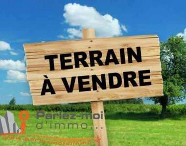 Vente Terrain 541m² Agnin (38150) - photo