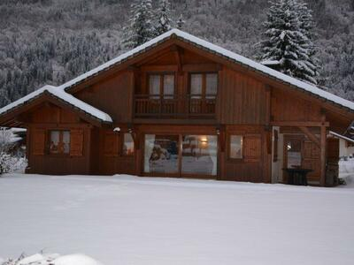 Chalet 10 sleeps Samoëns (74340) - Photo 1