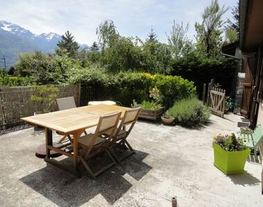 Renting Apartment 4 rooms 88m² Bernin (38190) - photo