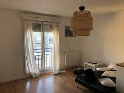 Location Appartement 2 pièces 45m² Clichy (92110) - photo