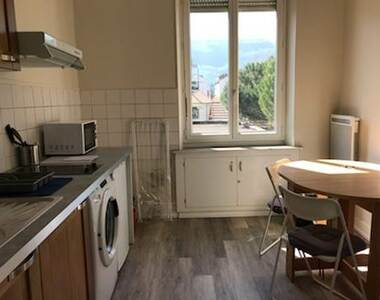 Location Appartement 2 pièces 25m² Grenoble (38000) - photo