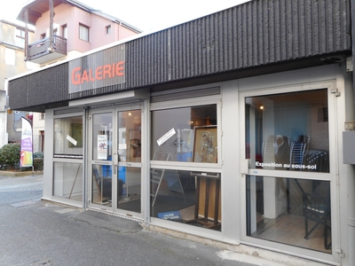 Location Commerce/bureau 43m² THONON LES BAINS - photo
