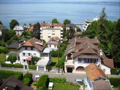 Location Appartement 4 pièces 103m² Évian-les-Bains (74500) - photo