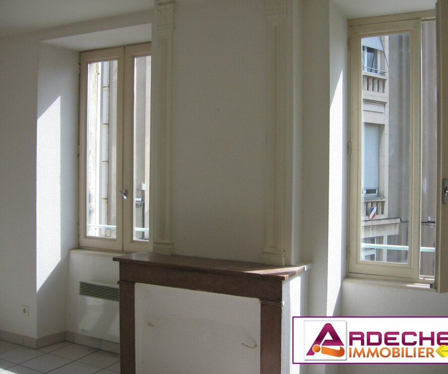 Location Appartement 2 pièces 43m² Privas (07000) - photo