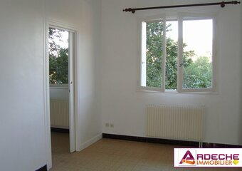Location Appartement 2 pièces 50m² PRIVAS - photo