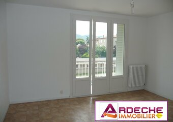Location Appartement 3 pièces 55m² Privas (07000) - Photo 1