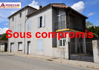 Vente Maison 5 pièces 90m² privas - photo
