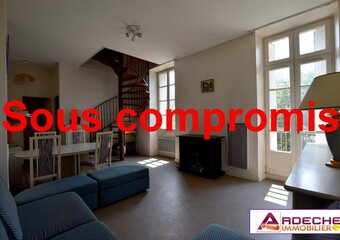Vente Appartement 3 pièces 74m² Privas (07000) - photo