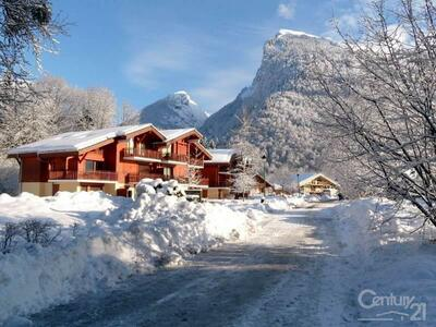 Vente Appartement 3 pièces 40m² Samoëns (74340) - photo