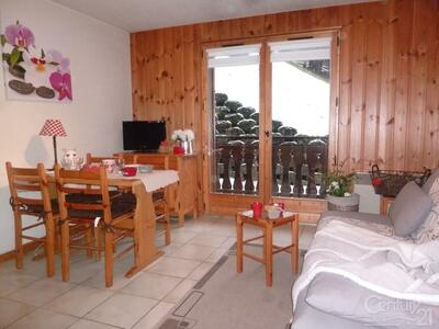 Sale Apartment 2 rooms 23m² Morillon (74440) - photo