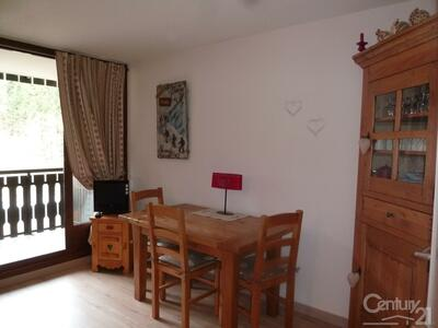 Vente Appartement 2 pièces 24m² Morillon (74440) - photo