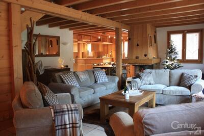 Sale House 6 rooms 170m² Samoëns (74340) - photo