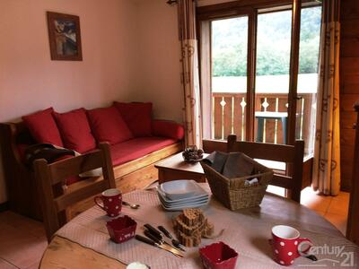 Vente Appartement 2 pièces 33m² Samoëns (74340) - photo