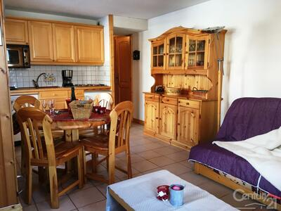 Vente Appartement 2 pièces 29m² Samoëns (74340) - photo