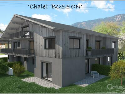 Sale House 1 room 450m² Morillon (74440) - photo