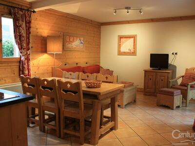 Sale Apartment 3 rooms 52m² Samoëns (74340) - photo