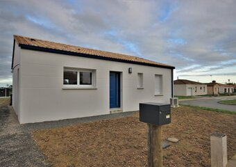 Renting House 3 rooms 63m² Grand'Landes (85670) - Photo 1