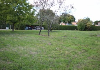 Sale Land 1 355m² falleron - photo