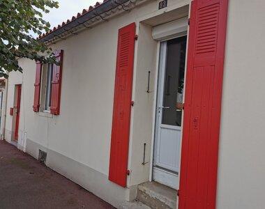 Vente Maison 3 pièces 90m² talmont st hilaire - photo