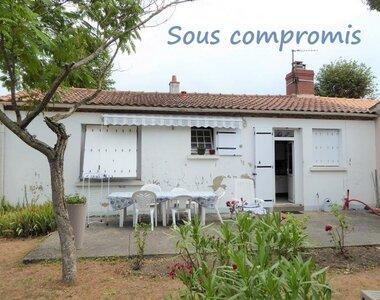 Vente Maison 3 pièces 48m² talmont st hilaire - photo