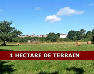 Vente Terrain 11 100m² lege - photo